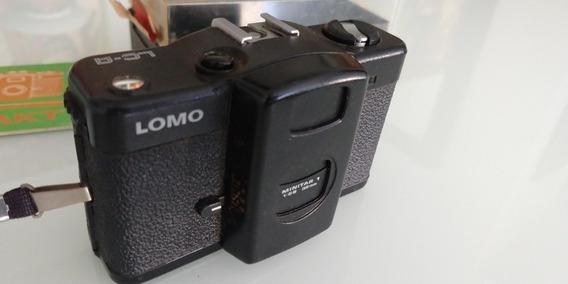 Máquina Fotográfica Lomo Lc-a Russa
