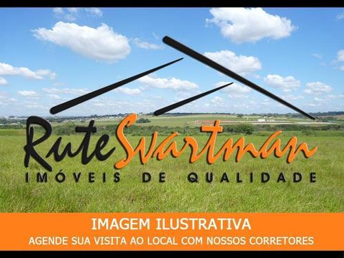 Imagem 1 de 1 de Terreno À Venda, 1250 M² Por R$ 950.000,00 - Parque Rural Fazenda Santa Cândida - Campinas/sp - Te0942
