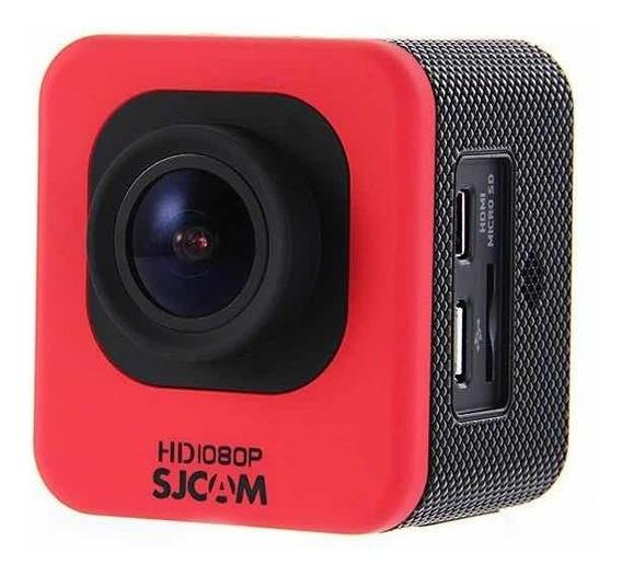 Câmera Ação Esportiva Sjcam M10 Wifi Fi Original Action Cam