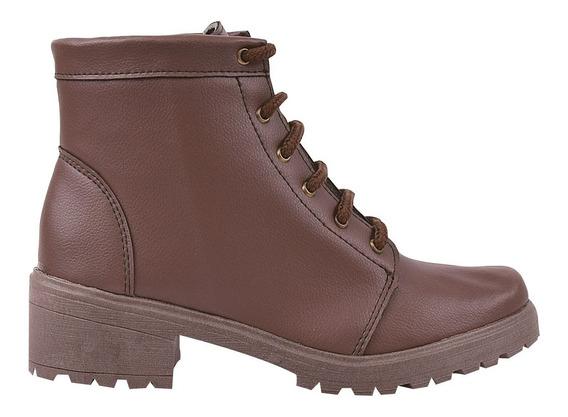 Bota Coturno Sapato Feminino Chiquiteira Chiqui/4046