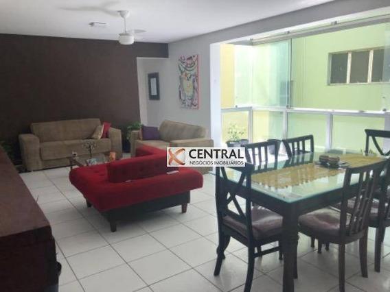 Apartamento Com 4 Dormitórios À Venda, 160 M² Por R$ 340.000,00 - Pituba - Salvador/ba - Ap2114