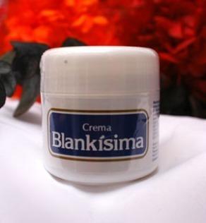 Crema Blankisima 60gr La Original