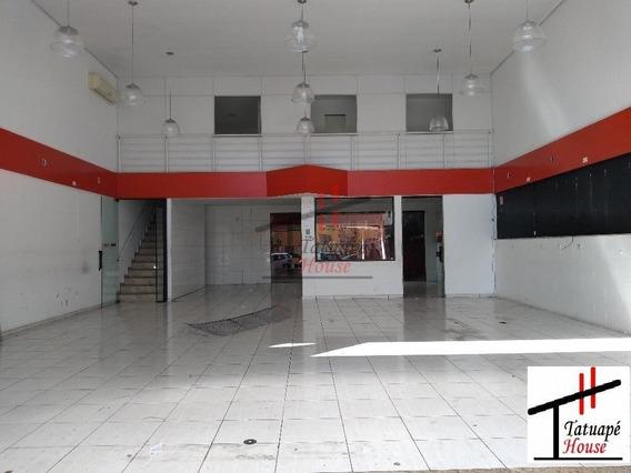 Salao Comercial - Vila Gomes Cardim - Ref: 6887 - L-6887