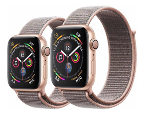 Apple Watch S4 44mm Gps - Pulseira Loop Esportiva
