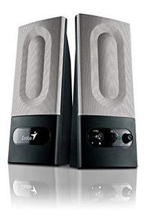 Parlantes Genius Sp-f350 Multimedia Speaker System