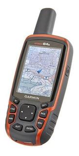 Garmin Gpsmap 64s Original Altímetro Brújula Área Nuevo Map