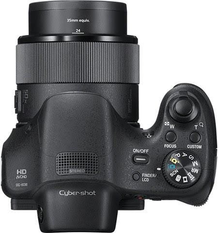 Câmera-filmadora Sony Dcs - Hx300