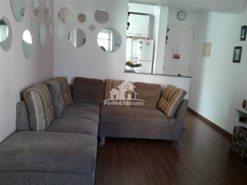 Imagem 1 de 13 de Apartamento 48m² 2 Quarto(s) Para Venda No Bairro Demarchi Em São Bernardo Do Campo - Sp - Apa2161