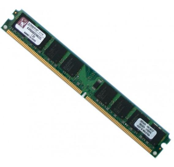 Memoria Ram Kingston Ddr2 800 De 2 Gigas Modelo Kvr800d2n6..