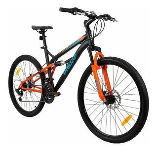Mountain Bike Philco -rod 26 - Suspension- Cambios Shimano