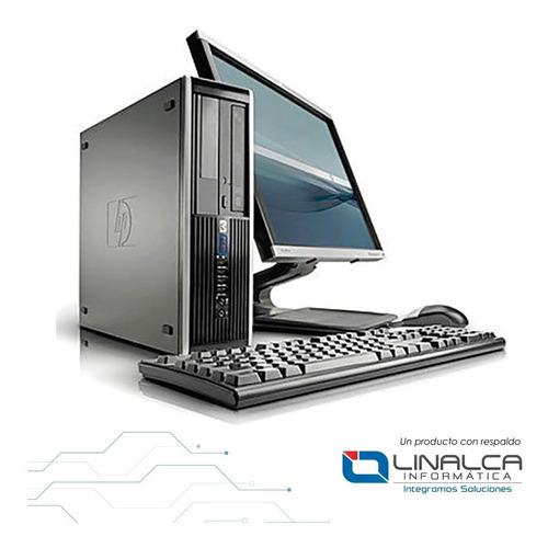 Imagen 1 de 4 de Computador Hp 4300 Ci3 / 500gb / Ram 8gb / 17  Win 8 Pro