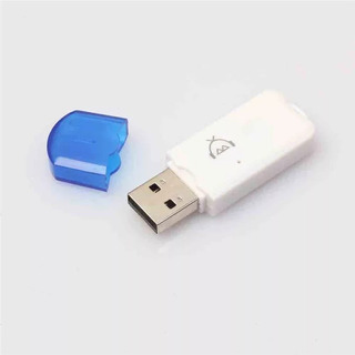 Adaptador Bluetooth Usb Musica P2 Chamada Som Carro