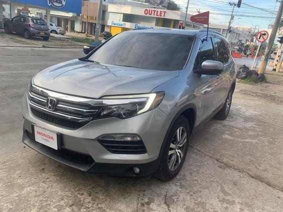 Honda Pilot Ex 2016 Excelente Estado