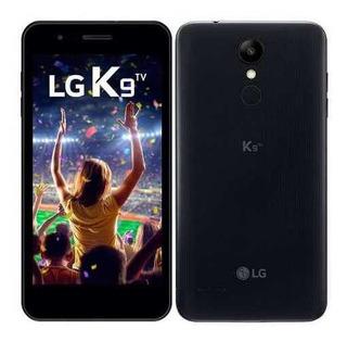 Smartphone Lg K9 Tv, Dual Chip, Preto, Tela 5 , 4g+wifi