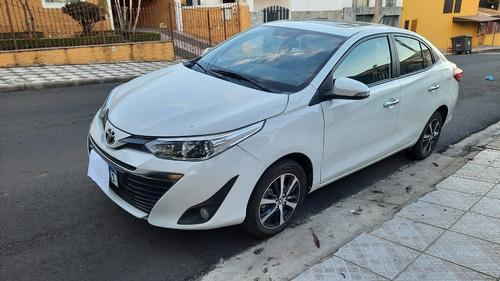 Toyota Yaris Sedan 1.5 Xls Automático 2019