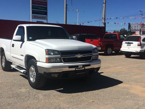 Chevrolet Cheyenne 2006 Cab Reg 4x4 Impecable