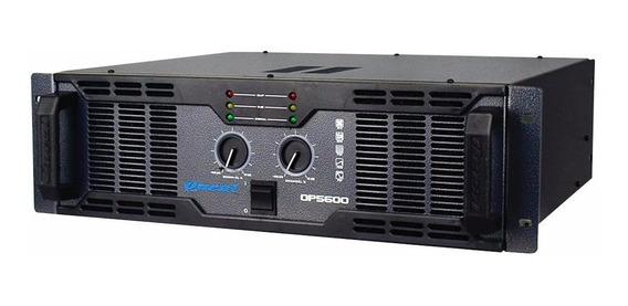 Amplificador Oneal Op5600 Potencia Op 5600 + 1 Ano Garantia