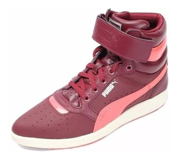 Tênis Puma Sky Point Sneaker Mid Style