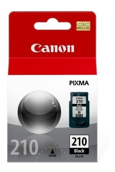 Combo Cartuchos De Tinta Canon Pg-210 Y Cl-211