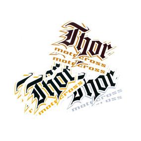 Adesivo Thor - Motocross 8 Unidades