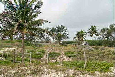 Venta De Terreno En Playa Rancho Nuevo, Municipio De Aldama, Tamps.