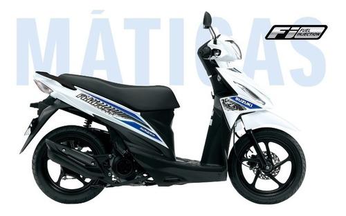 Suzuki Address 115 Modelo 2022 - Financiación