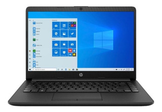 Notebook Hp 14 Amd Athlon Silver - 4gb Memory - 128gb Ssd