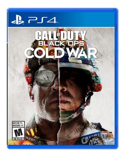Imagen 1 de 10 de Call Of Duty Black Ops Cold War Formato Físico Ps4 Original