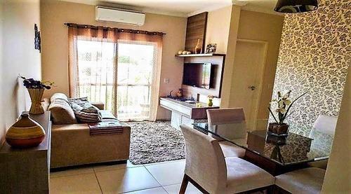 Imagem 1 de 11 de Apartamento Residencial À Venda, Jardim Moacyr Arruda, Indaiatuba - Ap0389. - Ap0389