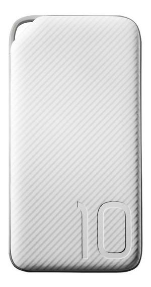Cargador Portatil Slim Power Bank Huawei 10.000mah Blanco