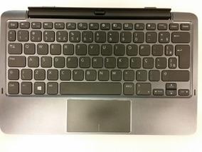 Teclado Touchpad Br P/ Dell Venue 11 Pro C/ Bateria Interna