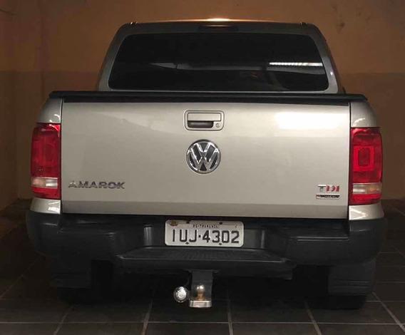 Volkswagen Amarok 2.0 Trendline Cab. Dupla 4x4 4p Manual