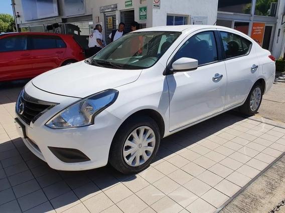 Nissan Versa Sense (145 E)