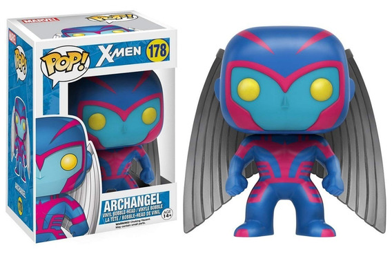 Funko Pop Archangel 178 X-men Muñeco Original