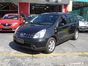 Nissan Livina 1.6 S 2012