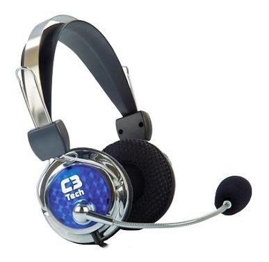 Fone Com Microfone Pterodax Pronta Entrega E Frete Grátis