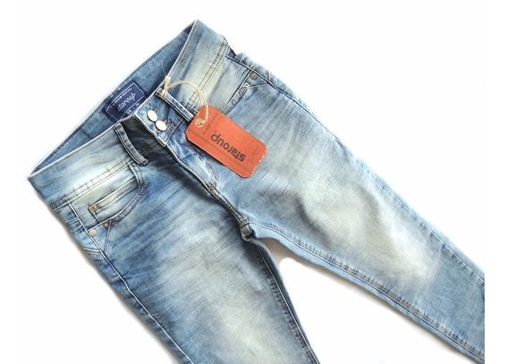 Calça Jeans Feminina Staroup 60320
