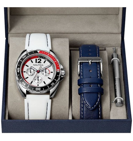 Relógio Náutica N09907g