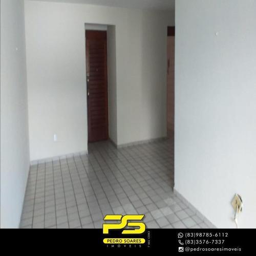 (oportunidade) Apartamento Com 3 Dormitórios À Venda, 127 M² Por R$ 1.200.000 - Tambauzinho - João Pessoa/pb - Ap4308