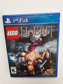 Lego Hobbit Juego Ps4 Play Station 4 Nuevo Y Sellado
