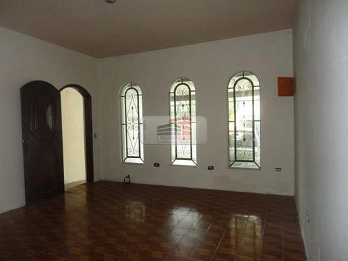 Imagem 1 de 16 de Sobrado Com 3 Dorms, Demarchi, São Bernardo Do Campo - R$ 410 Mil, Cod: 581 - V581
