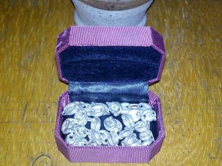 Cadena De Plata (tejido Gushi)