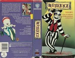 Beetlejuice Serie
