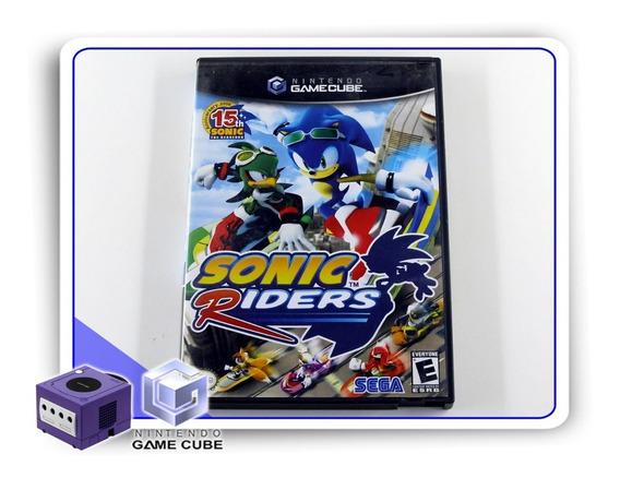 Sonic Riders Original Nintendo Gamecube