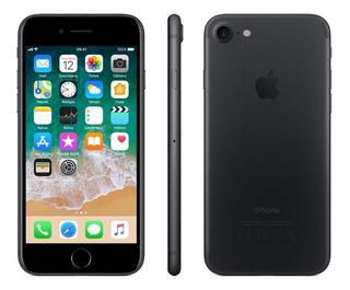 iPhone 7 32gb Original Vitrine Com Garantia Nota Fiscal Eletrônica - 12x Sem Juros - Ganhe Brindes Onecel