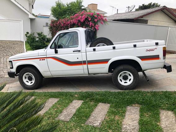 Chevrolet D-20 Custom 4.0