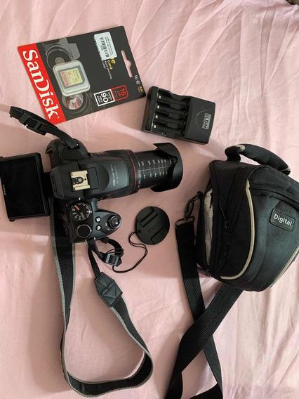 Câmera Fujifilm Finepix Hs20 Exr .