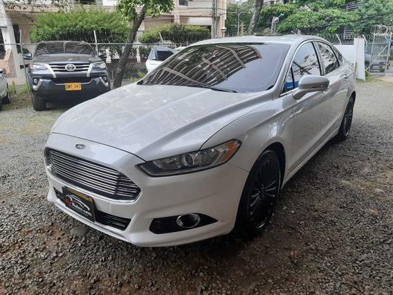 Ford Fusion 2015 Titanium Tp 2000cc Ct T