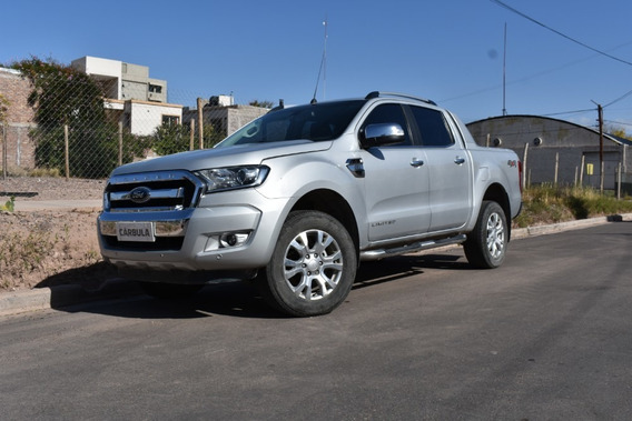 Ford Ranger 3.2 Tdci C/doble 4x4 Limited Mt 2018! Hermosa!