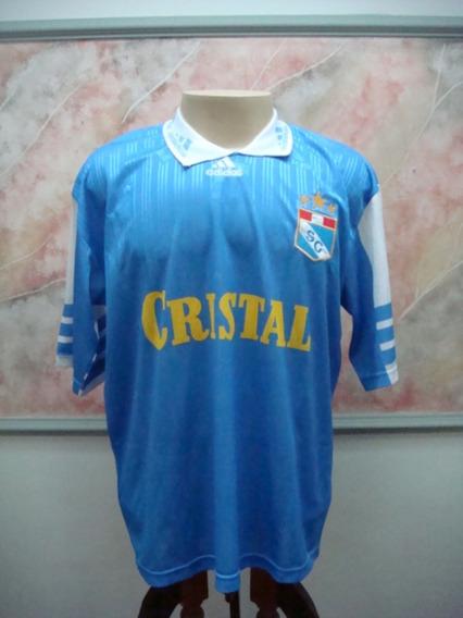 Camisa Futebol Sporting Cristal Peru adidas Jogo Antiga 1955
